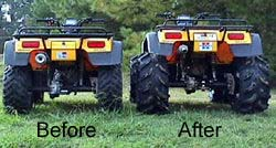Atv Tires Bigfoot Kits Tires And Wheels Package Deals
