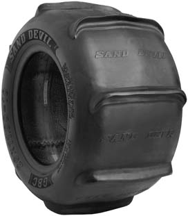 Greenball GBC Sand Devil ATV tires