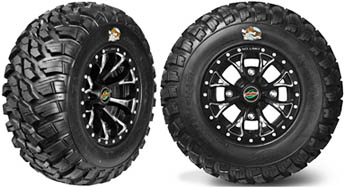 kanati mongrel atv street legal tire