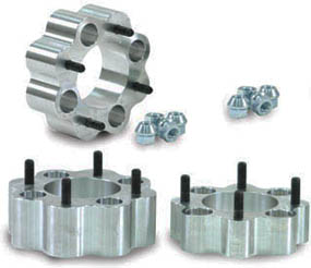 atv wheel spacers, aluminum wheel spacers
