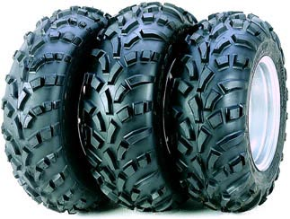 Carlisle AT 489 ATV tires