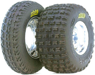 ITP Holeshot SX ATV tires