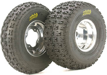 ITP Holeshot XC ATV tires