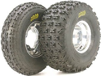 ITP Holeshot XCT ATV tires
