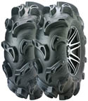 monster mayhem atv tire
