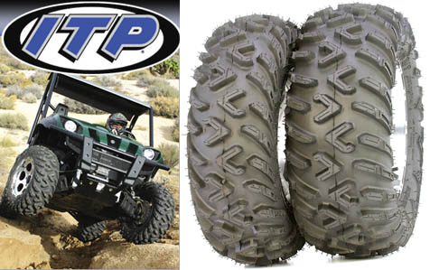 ITP Terra Cross ATV tires