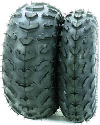 ITP Trail Wolf ATV tires