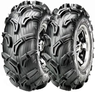 Maxxis Zilla ATV tires