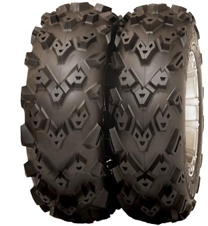 STI Black Diamond ATV tires